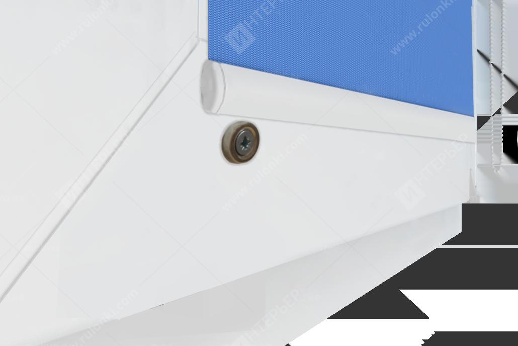 Магнит под шуруп 10*3 мм (магнитный фиксатор нижней планки), комплект (2шт)
